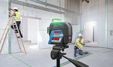 Welke laserwaterpas instrumenten zijn er?