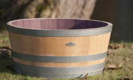 Je tuin verrijken met wijnvat plantenbakken? 4 Tips