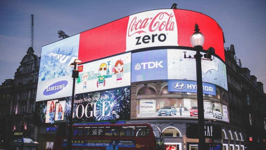 effectieve en innovatieve led reclame
