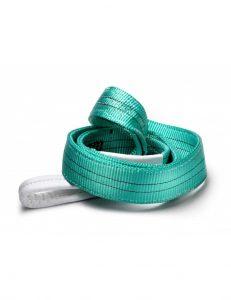 hijsband 2 ton groen
