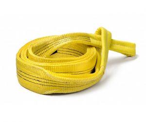 hijsband 3 ton geel